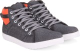 Vulcan Knight Mid Ankle Sneakers (Grey)