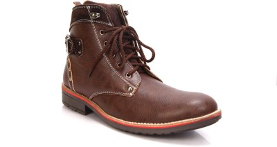 Sole Strings Men,s Boots