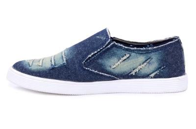 Allenson Denim Casual Shoes Canvas Shoes