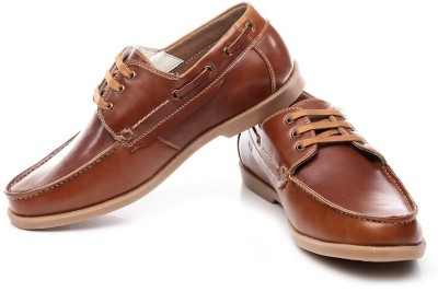 High Sierra Boat Lace-Up - 09p Casual Shoes