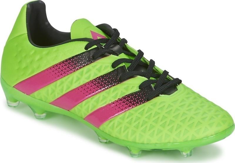 Adidas Ace 16.1FG/AG–cblack/sgreen/shopin 9 Multicolore - Multicolore  41  44.5 EU Adidas Ace 16.1FG/AG–cblack/sgreen/shopin 9 Multicolore - Multicolore Chaussures Birkenstock Yara magenta femme lgUnch