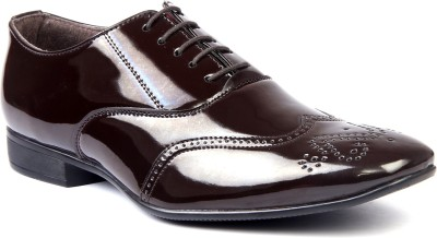 Mactree Broghue Lace Up Shoes