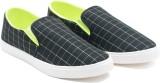Randier Sneakers (Black, Green)
