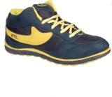 Hitcolus Blue Casual Shoes (Blue)