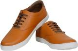Vogue Stack Sneakers (Tan)