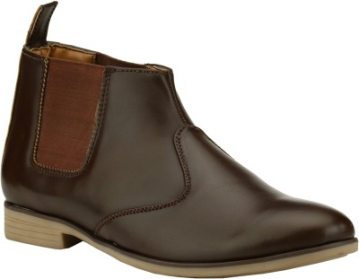 Step Mark FFB-905-BROWN Boots