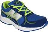 Zedrock Running Shoes (Blue, Green)
