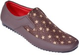 Centto Casual Shoes (Brown)