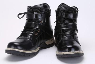Quarks Double Belt Boots