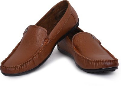 Rozo Tan Loafer Loafers