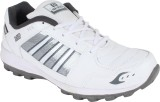 Air Running Shoes (White, Grey)