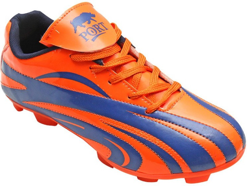 Port FIFA Football Shoes(Orange)