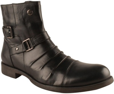 Salt N Pepper 10-488 Black Boots