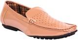 Haroads Party Wear Loafers (Beige)