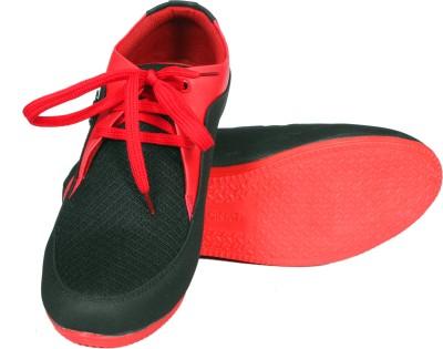 Walk Free Hot Red Casual Shoe