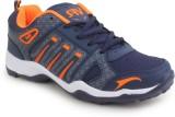 SRV Bolt Running Shoes (Navy, Orange)