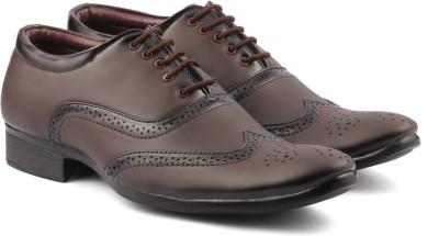 Golden Sparrow Golden Sparrow Men's Formal Shoe Lace Up