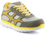 Golden Sparrow Walking Shoes (Yellow, Gr...