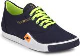 Boxwood Canvas Shoes Canvas Shoes (Blue)