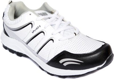 Kamil Black Running Shoes