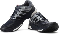 Adidas Response Boost Techfit M Men Running Shoes(Black, Navy, Grey)