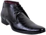 Fescon Charming Lace Up Shoes (Black)