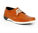 Gliders By Liberty Casual Shoes (Brown)