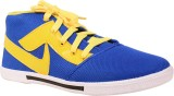 Cox Swain Canvas Shoes (Yellow, Blue)