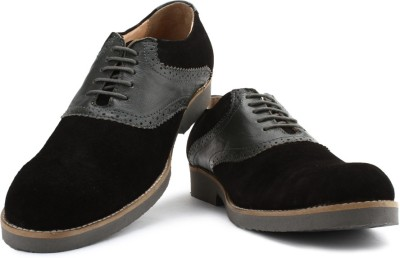 Perseus Men Corporate Casuals(Black, Grey)