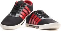 Goldstar Rocker Men Sneakers(Black, Red)