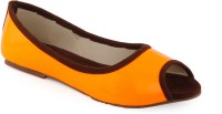 Kielz Ladies Bellies(Orange)