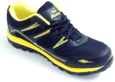 Daxter Black Running Shoes