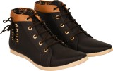 Foot n Style Casuals (Brown)