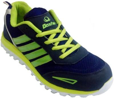 Daxter Men's Blue Green Running Shoes