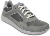 Crocs Kinsale Pacer Boat Shoes (Grey)