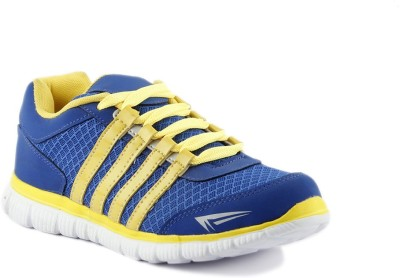 DK Derby Kohinoor Blue Sports Walking Shoes