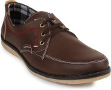 Venustas Casual Shoes (Brown)