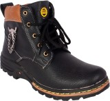 Shoebook Boots (Black)