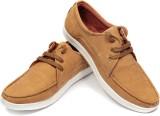 Ziesha Sneakers (Tan)