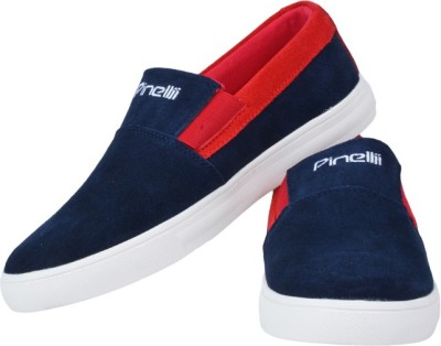 Pinellii Ballard Handcrafted Casual Shoes