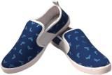 Evok Canvas Shoes (Blue)
