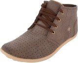GreenBazar Spark Casuals (Brown)