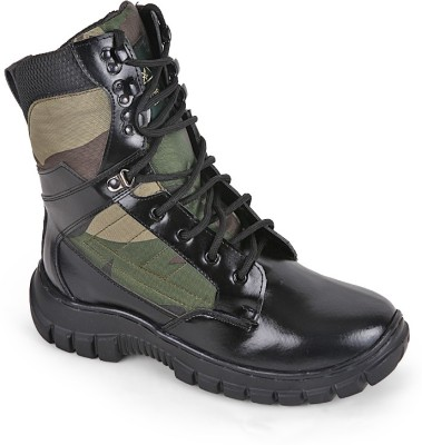 Benera Omn Camouflage Boots