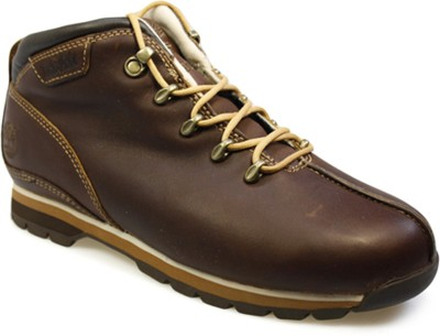 Timberland Splitrock Brown Leather Hiking Boots Hiking & Trekking Shoes