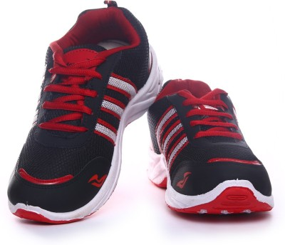 Aerostone ARS-PLAYER-1-BLACK-RED Running Shoes