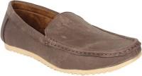 Histeria Khaki Color Loafers