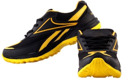 Spectrum NEW-ZMS-204-BLACK Running Shoes