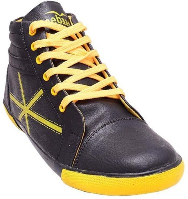 GS Collection Reebas Black Sport Casuals