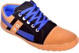 Klinga Men's Blue Casual Shoes (Blue)