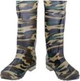 Hillson Boots (Beige, Green)